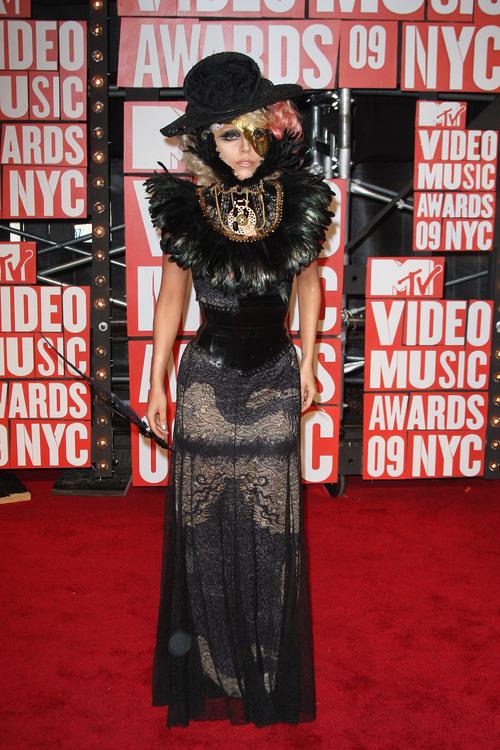 Lady Gaga: la fantasma de la ópera en los VMA