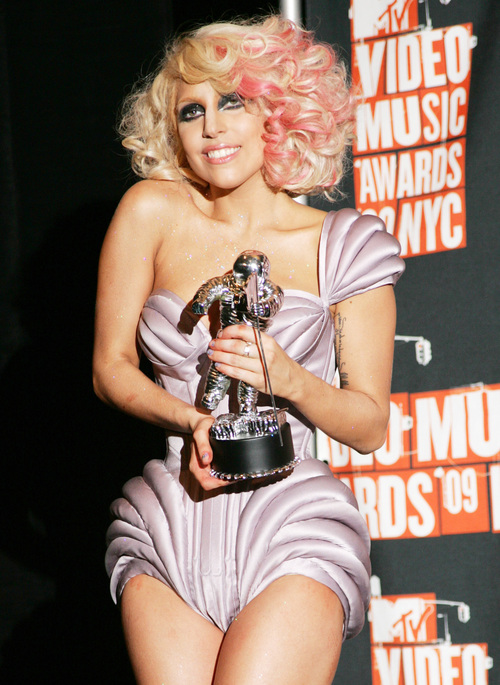 Look de Lady Gaga