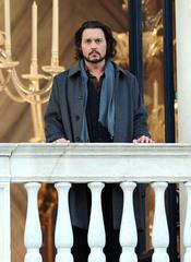 Rodaje de 'El turista': Johnny Depp