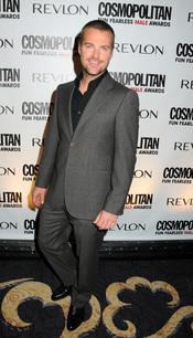 Chris O'Donnell, otro Hombre del año 2010