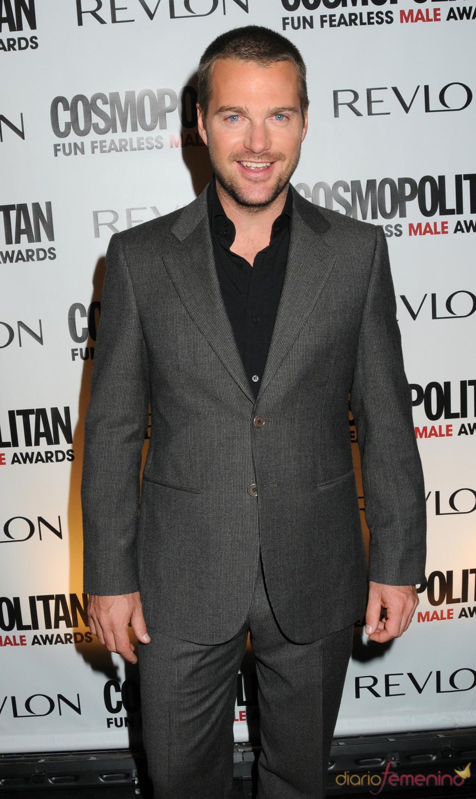 Premios Cosmo a los Hombres del Año: Chris O'Donnell