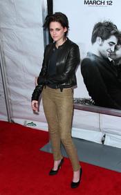 Kristen Stewart en el estreno de 'Remember Me'