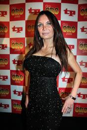 Yola Berrocal en los Premios TP 2009