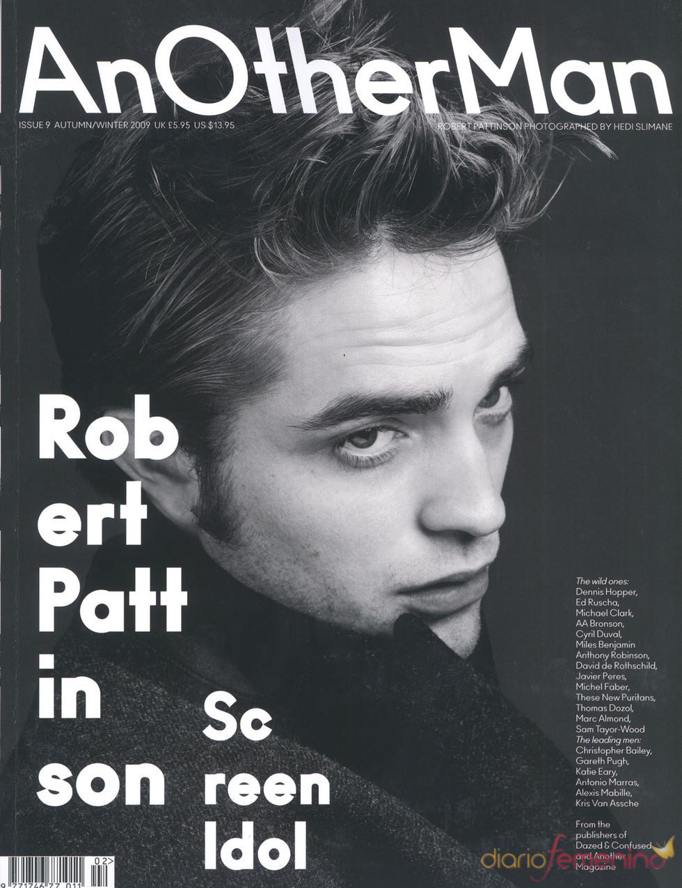 Robert Pattinson, un chico de portada