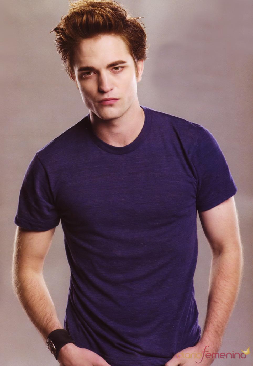 Edward Cullen, el otro yo de Robert Pattinson