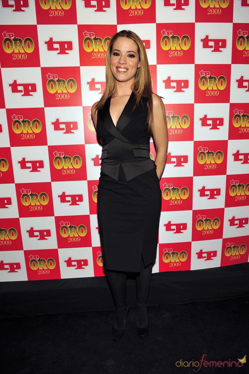 Premios TP de Oro 2009: Cristina Lasvignes