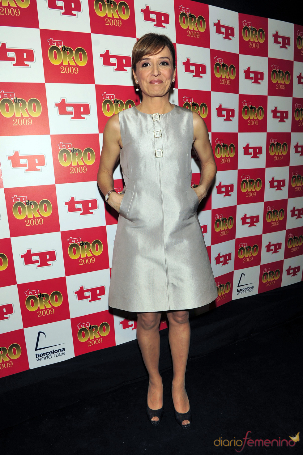 Beatriz Ariño en los TP de Oro 2009