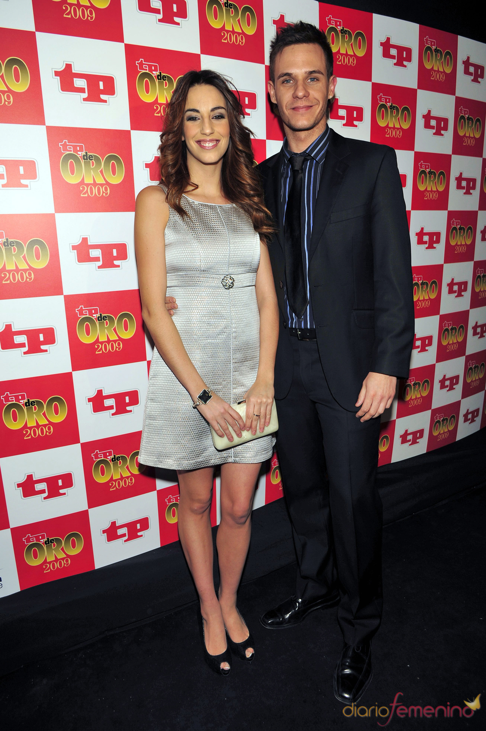 Premios TP: Christian Gálvez y Almudena Cid