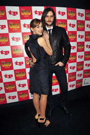 Premios TP de Oro 2009: Marta Hazas y Sergio Mur