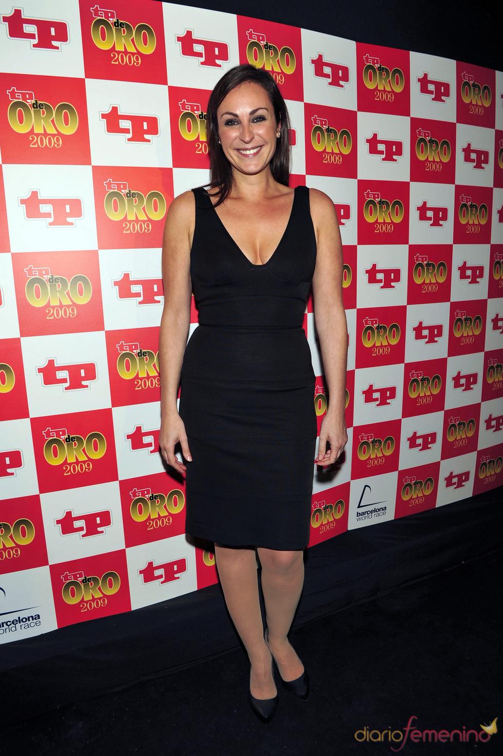 Ana Duato Piernas premios tp de oro 2009