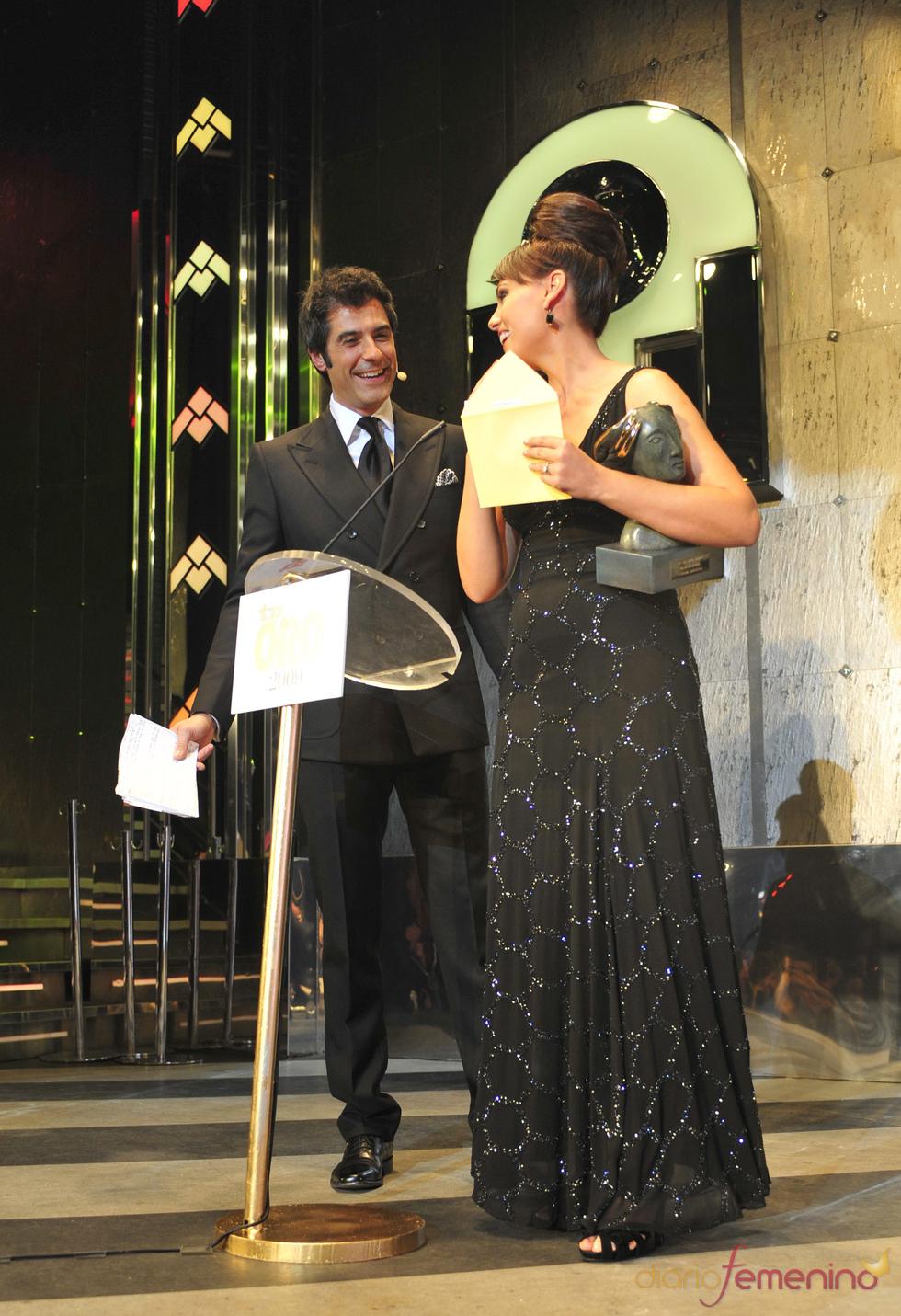 Premios TP 2009: Carolina Casado y Jorge Fernández