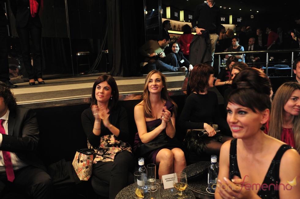 TP: Carolina Casado, Marta Reyero y Samanta Villar