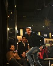 Manu Carreño, a por el TP de Oro 2009