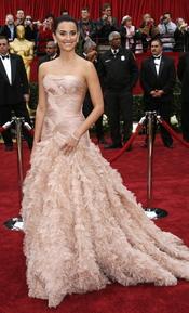 Penélope Cruz, de Versace en los Oscar 2007