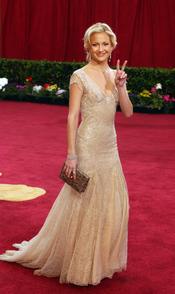 Kate Hudson, de Valentino en los Oscar 2003