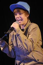 Justin Bieber nos pone caritas