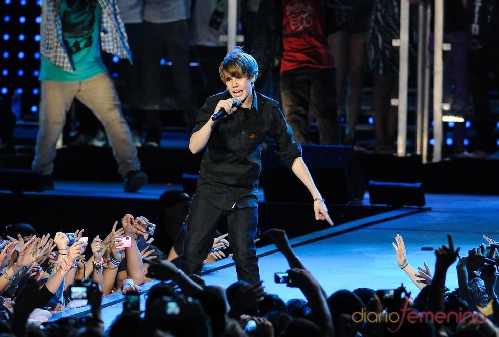 Justin Bieber, ídolo de masas