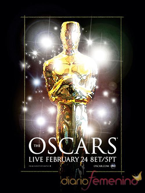 Cartel oficial de los Oscars 2008