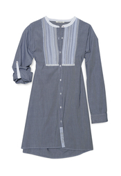 Vestido camisero de la colección Yerse