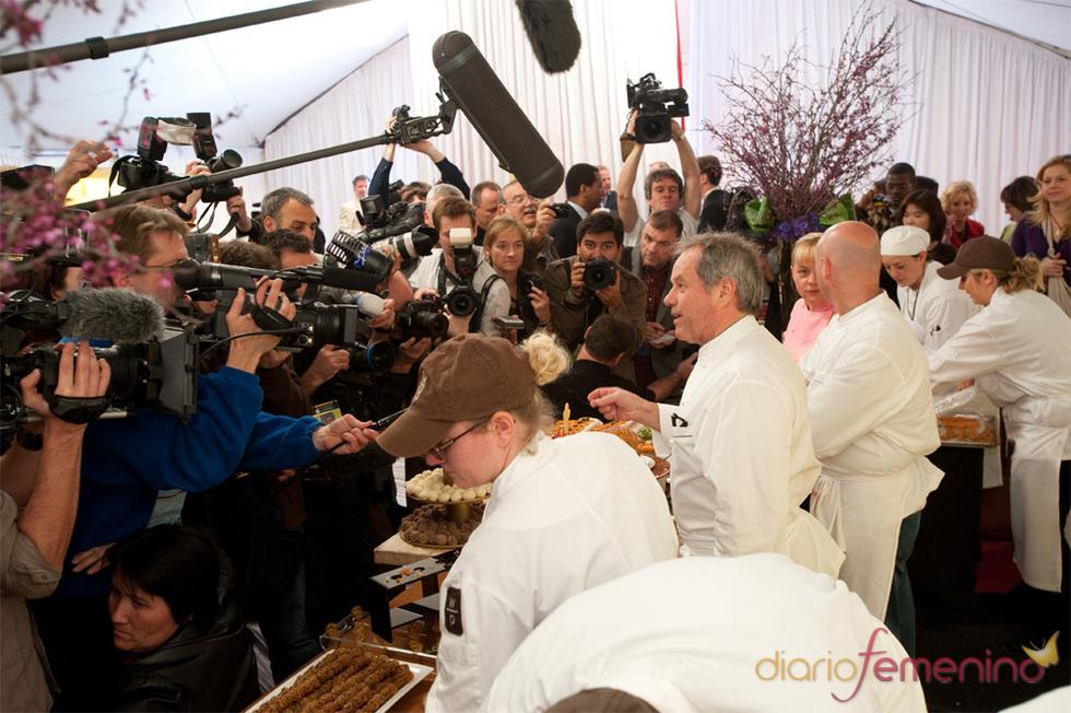 Cena de los Oscars 2010 - Menú