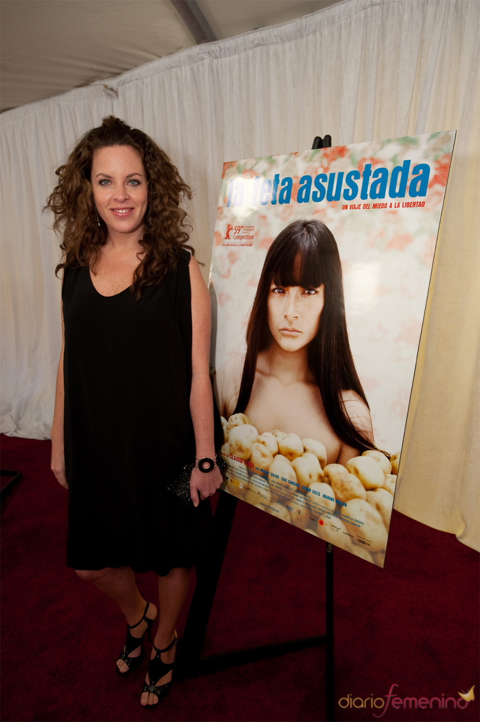 Claudia Llosa presenta 'La Teta Asustada' en los Oscars 2010