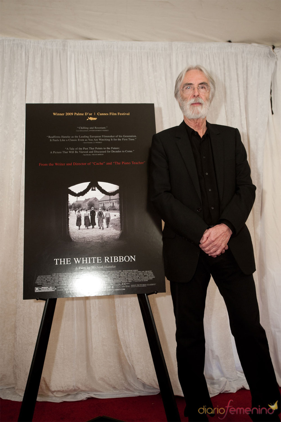 The White Ribbon (Das Weisse Band) - Oscars 2010-  Mejor Película Extranjera