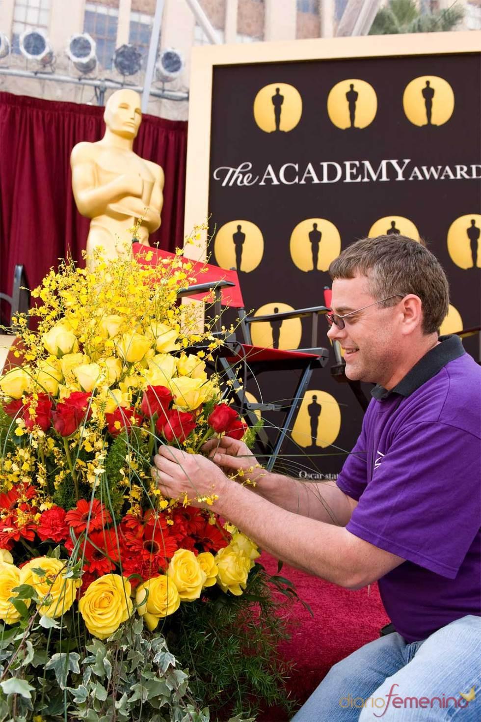 Todos los detalles de la Alfombra Roja de los Oscars 2010