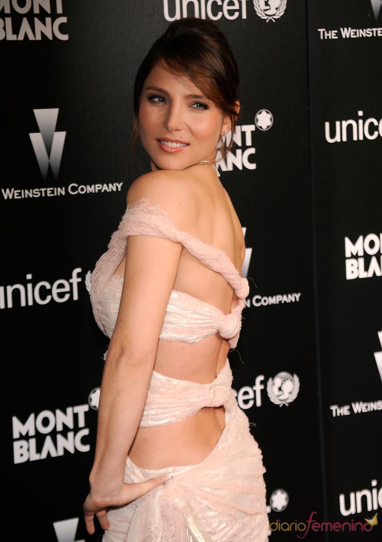 Elsa Pataky en la fiesta previa a los Oscars 2010