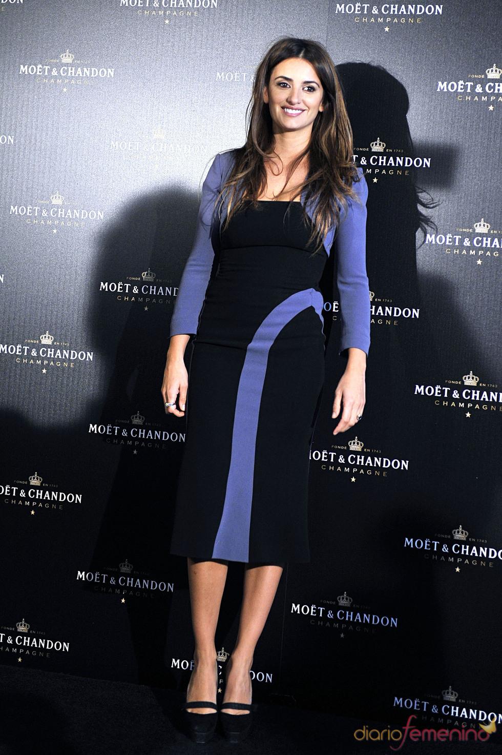 Penélope Cruz en la antesala de los Oscars 2010