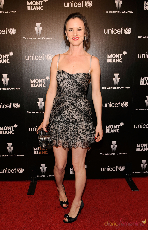 Juliette Lewis en la fiesta previa a los Oscars 2010