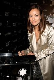 Olivia Wilde en la fiesta previa a los Oscars 2010