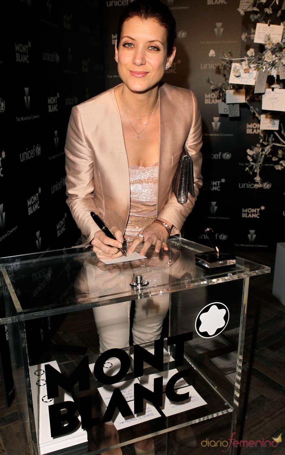 Kate Walsh en la fiesta previa a los Oscars 2010