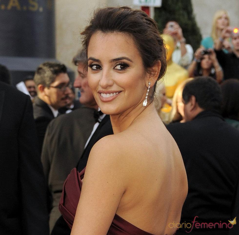 Vestido de Penélope Cruz en los Oscars 2010