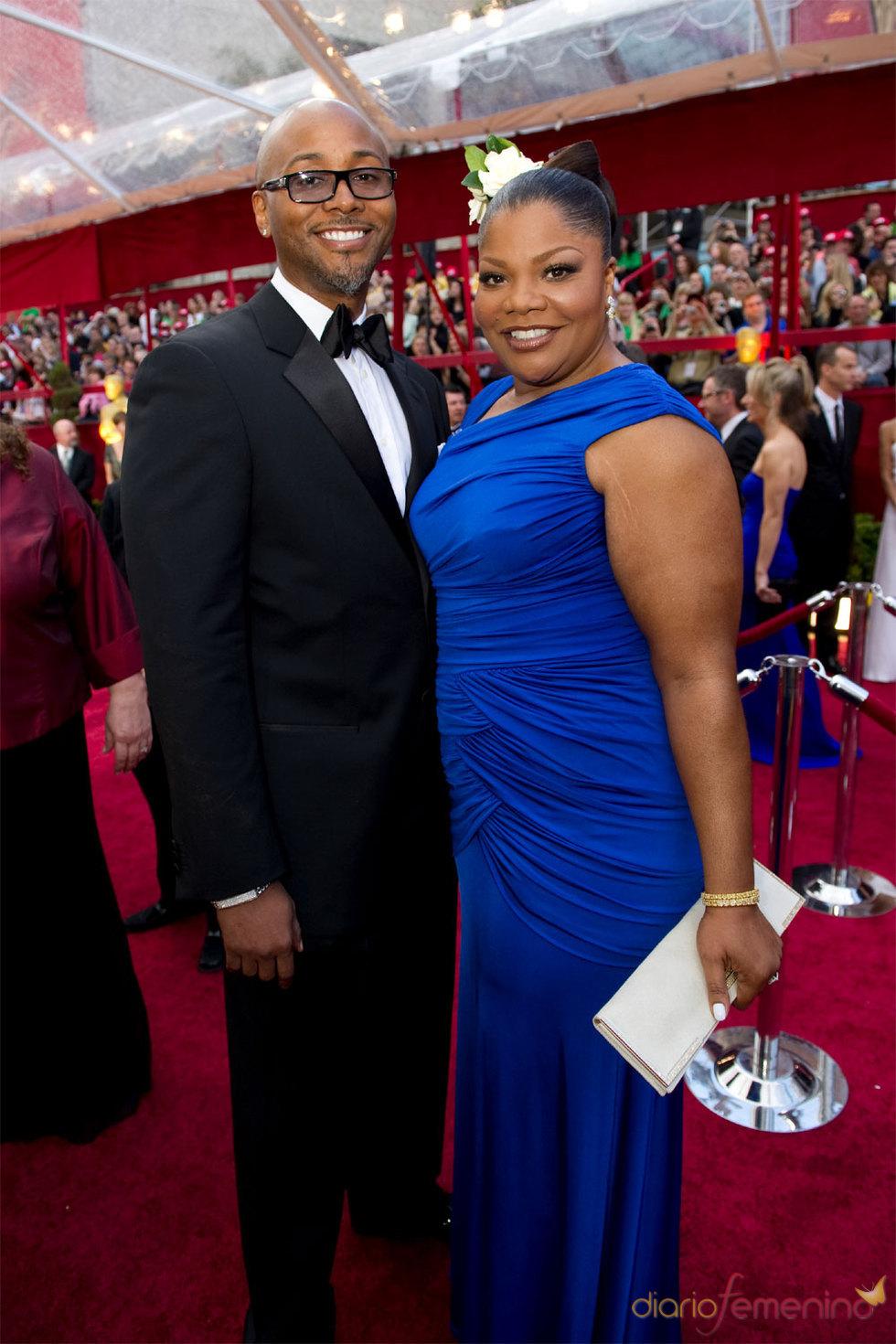 Mo'Nique de 'Precious' en los Oscars 2010