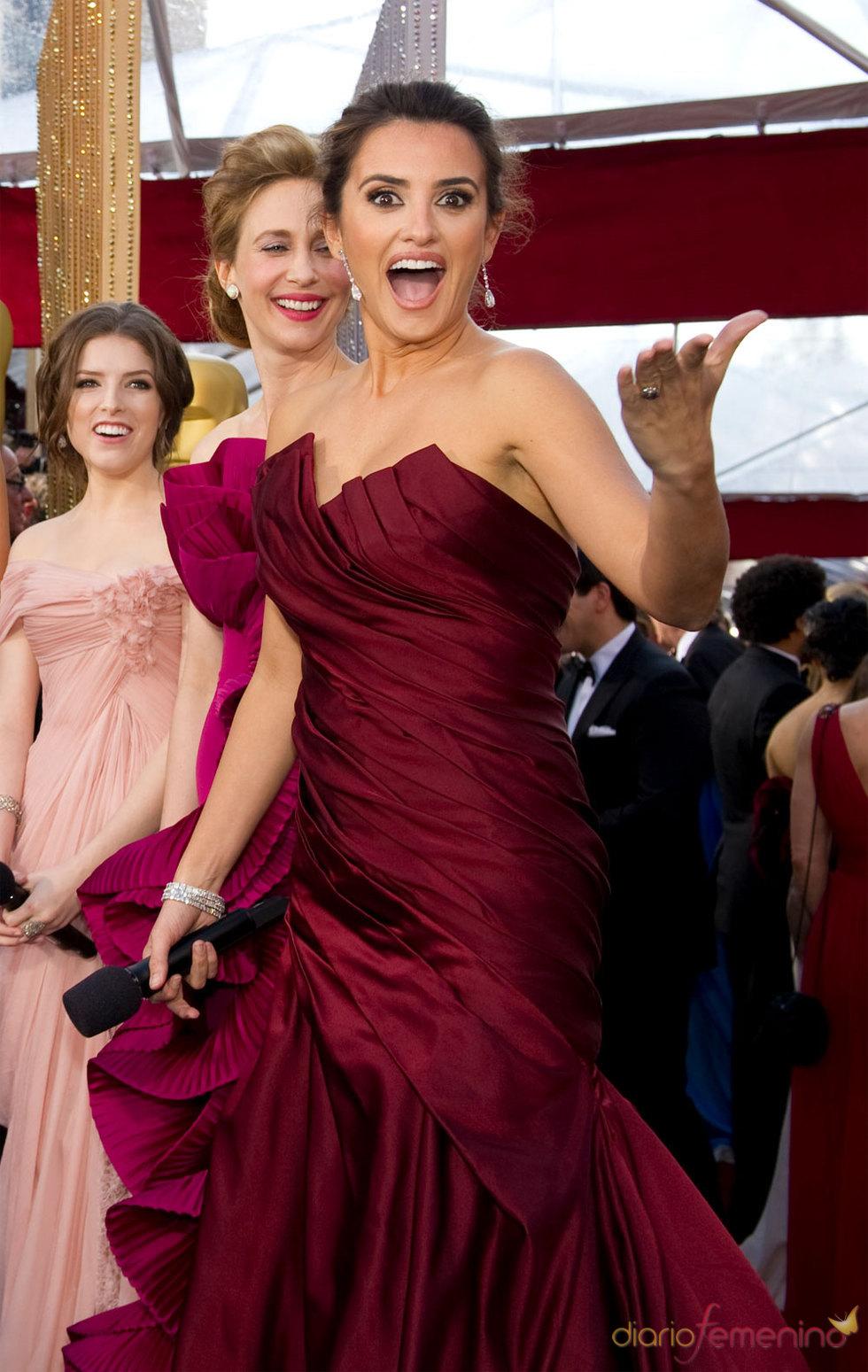 La belleza de Penélope Cruz en los Oscars 2010