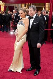 Sarah Jessica Parker y Matthew Broderick en los Oscars 2010