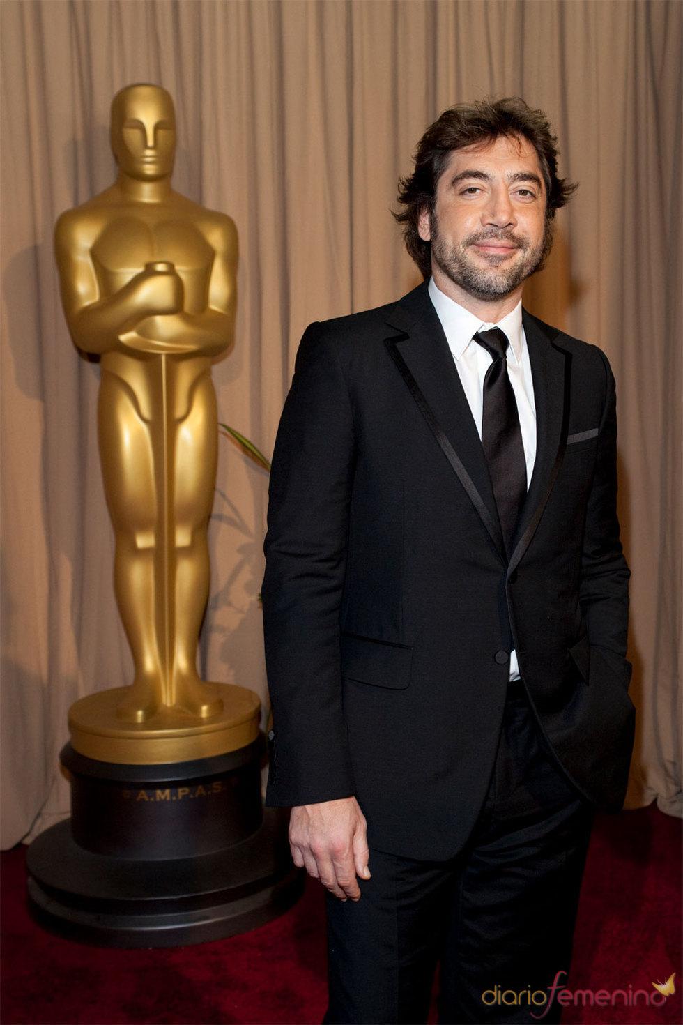 Javier Bardem en la Alfombra Roja de los Oscars