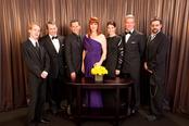 Los famosos, a la llegada de la gala de los Oscar 2010