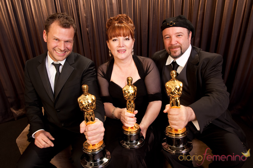 Oscar 2010 al Mejor Maquillaje