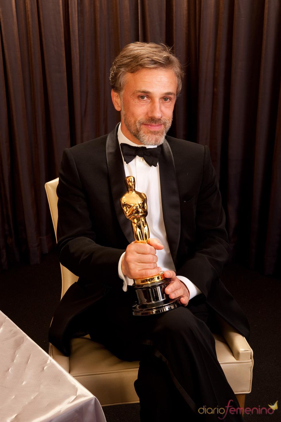Christoph Waltz: Oscar 2010 al Mejor Actor de Reparto