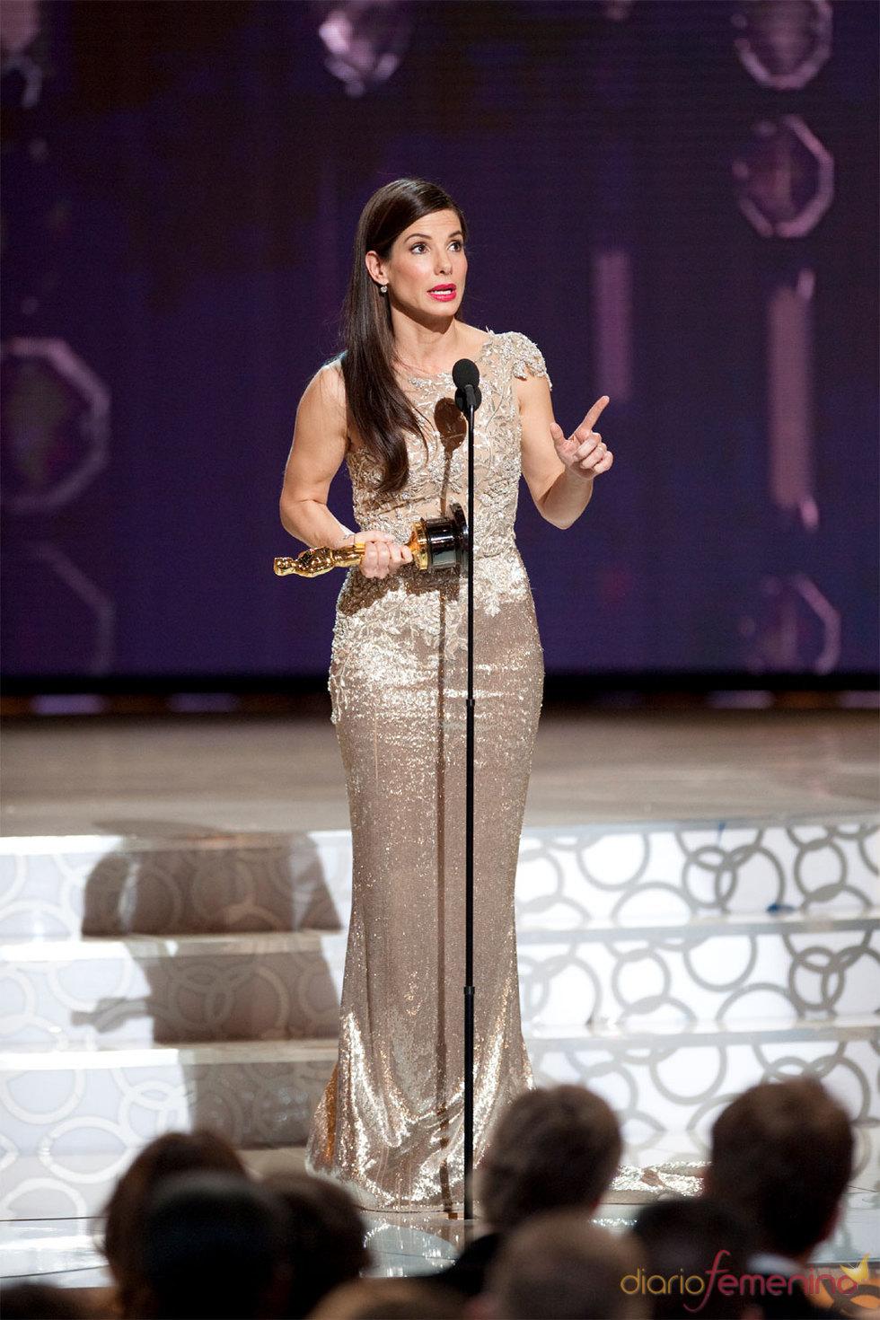 Oscars 2010: Sandra Sandra Bullock, mejor y peor actriz del año