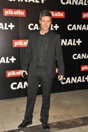 Nico Abad en la Fiesta de los Oscar 2010 de Canal+