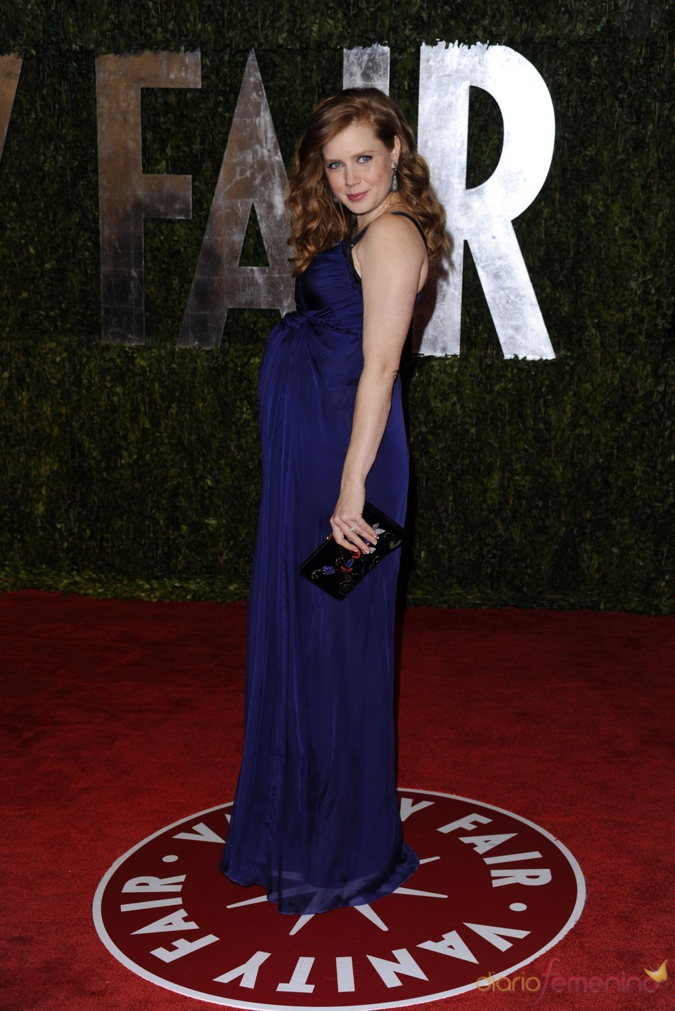 Amy Adams en la fiesta Vanity Fair Oscar 2010