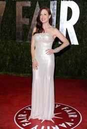 Julianne Moore en la fiesta Vanity Fair Oscar 2010