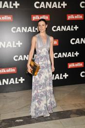 Raquel Sánchez Silva en la Fiesta de los Oscars 2010 de Canal+