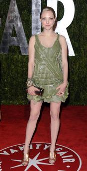 Amanda Seyfried en la fiesta Vanity Fair Oscar 2010