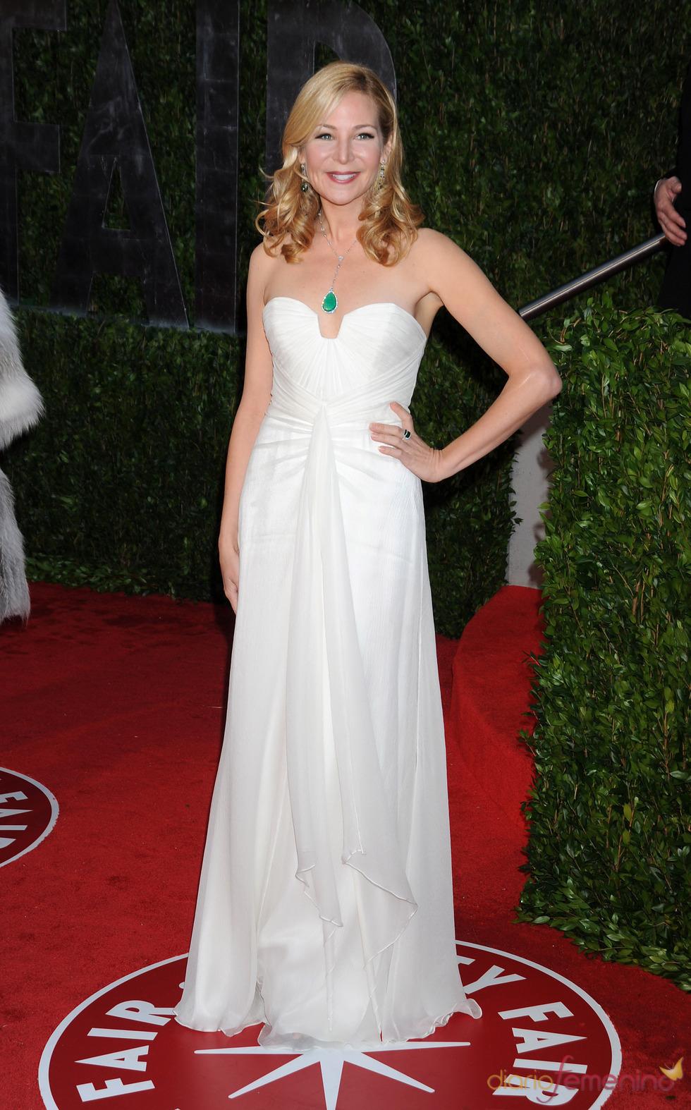 Jennifer Westfeldt en la fiesta Vanity Fair Oscar 2010