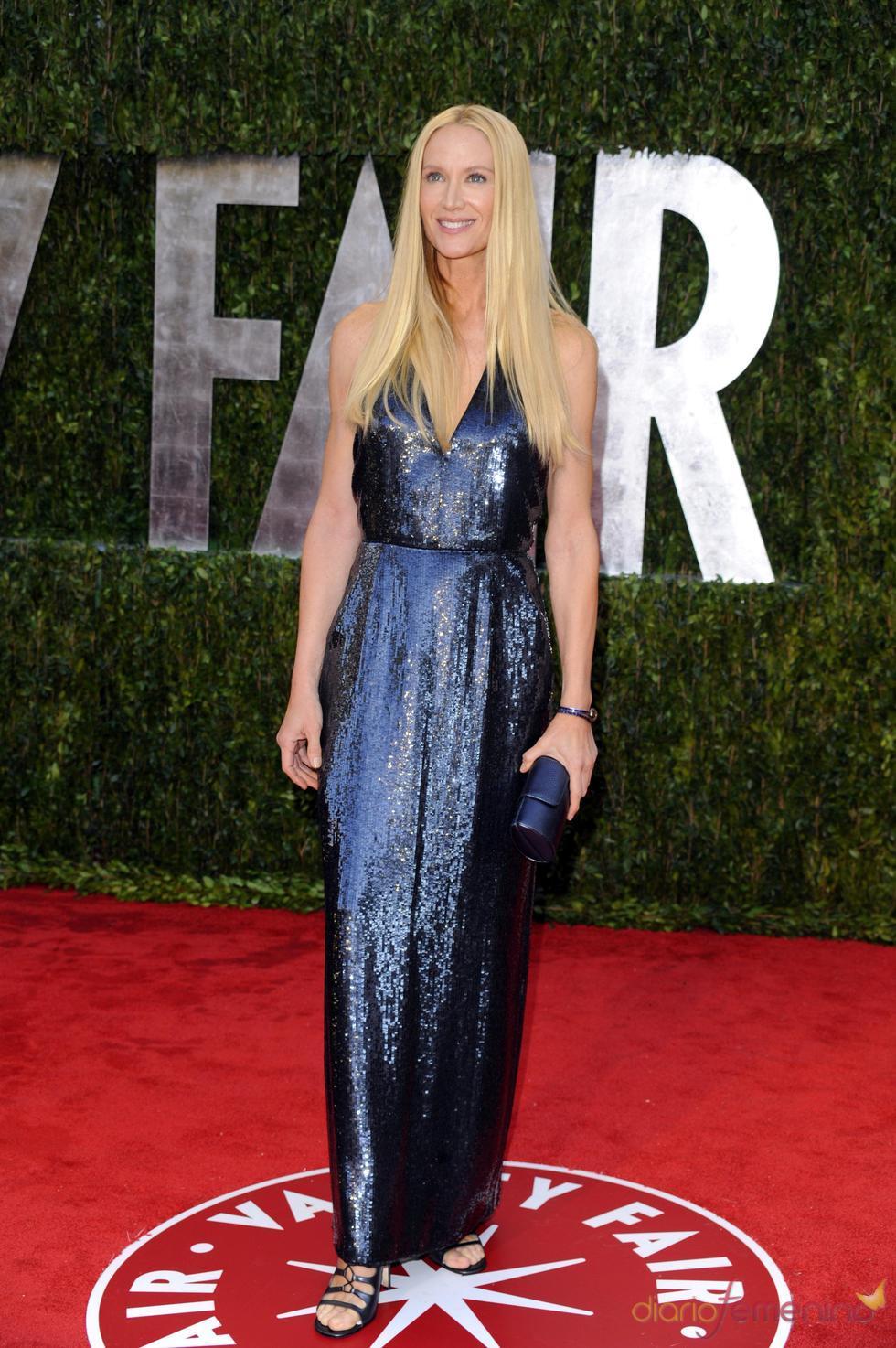 Kelly Lynch en la fiesta Vanity Fair Oscar 2010