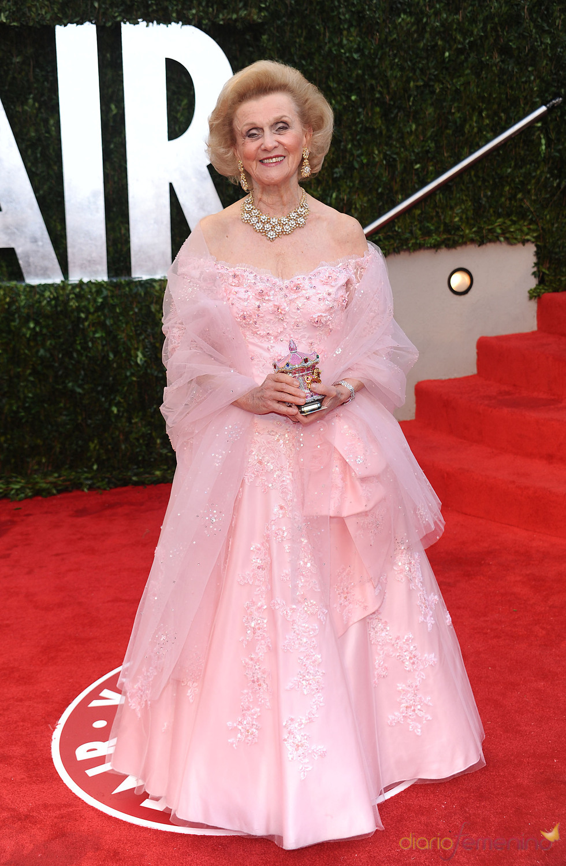 Barbara Davis en la fiesta Vanity Fair Oscar 2010
