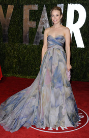 Rachel McAdams en la fiesta Vanity Fair Oscar 2010